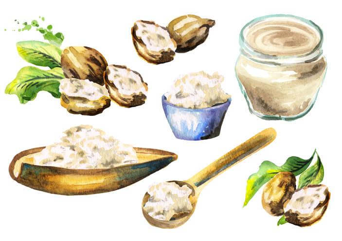 45 načinov uporabe naravnega karitejevega masla