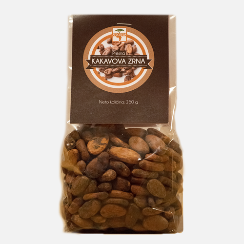 Presna kakavova zrna Afrotera