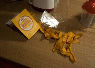 Mangov sladoled z Afrotero