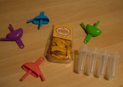 Mangov sladoled z Afrotero - izdelki za izdelavo